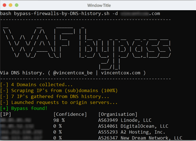 Bypass Firewalls By DNS Historical past - Hacking & Cyber