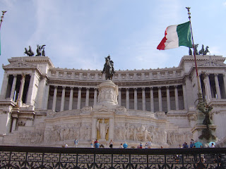 Victor Emanuel completed the unification of Italy when he entered Rome in 1870