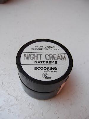 Ecooking nočný krém