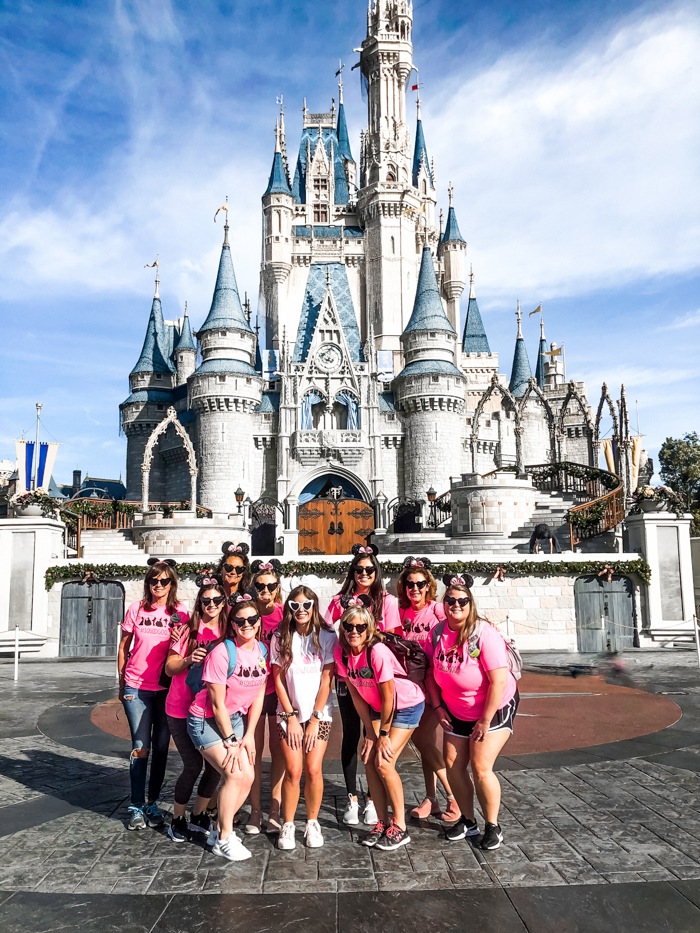 My Bachelorette Party at Disney World - Chasing Cinderella