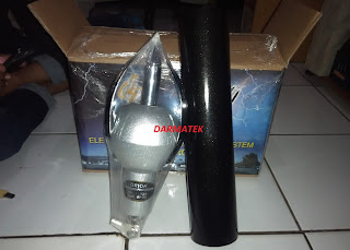 Darmatek Jual ORION Penangkal Petir Elektrostatik 150m