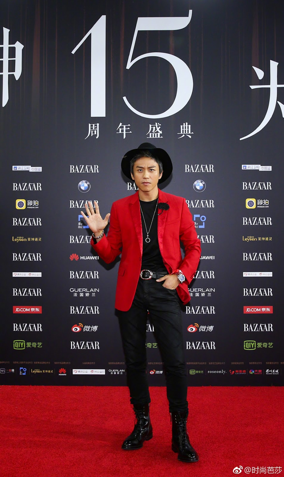 Deng Chao Red Carpet