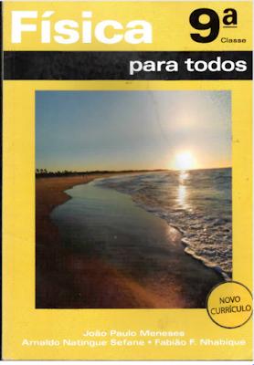 BAIXAR livro de FISICA 9a Classe pdf