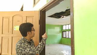Disdik Kota Cirebon Awasi Sekolah Rawan Ambruk