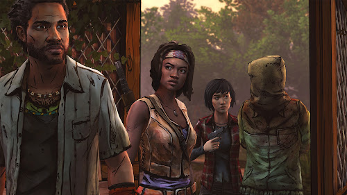 The Walking Dead Michonne Complete Season (2016) Download Free Full Game For PC Mediafire Resumable Download Links