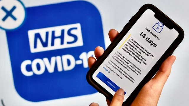 NHS Covid-19: App users unable to input negative tests