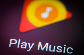 google stopped play music service