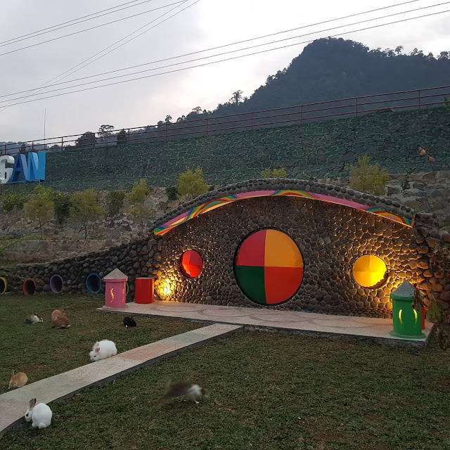 Villa Khayangan Jonggol