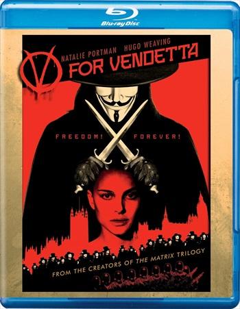 V For Vendetta 2005 Dual Audio Hindi Bluray Download