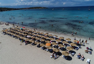 Cesme Beach, Turkey