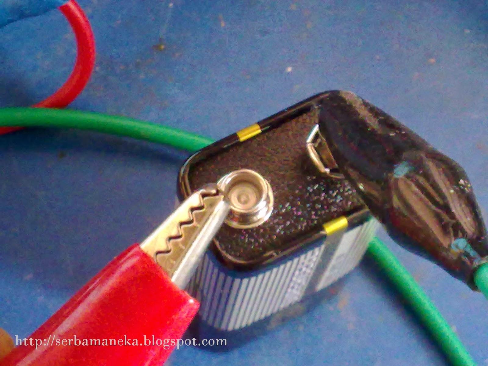 D I Y  Serbamaneka  Testing Fuel Pump Relay Proton Saga