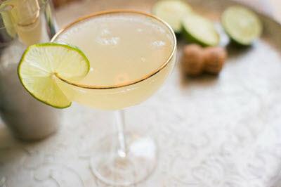 Margarita và Daiquiri là 2 loại cocktail rất được yêu thích
