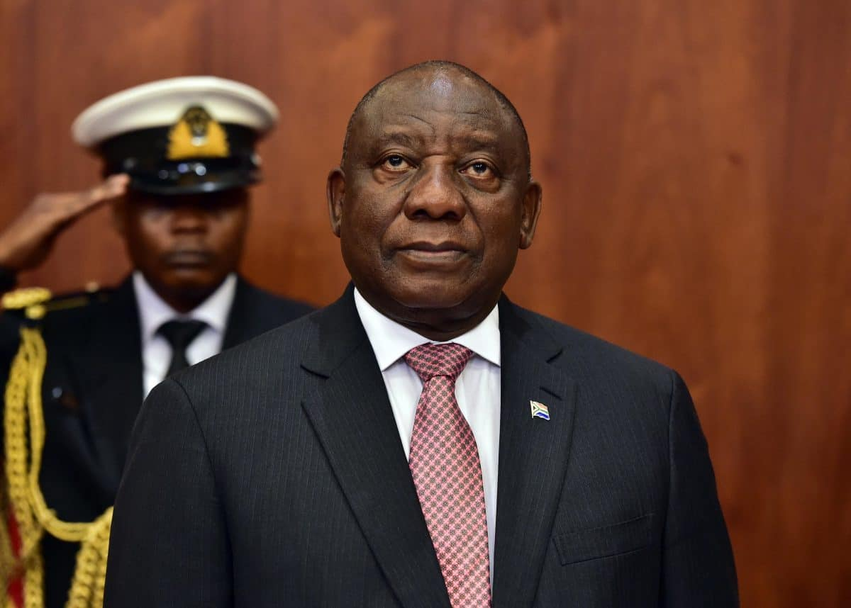 President Cyril Ramaphosa Put In A Tight Corner – Finally Responds To Calls To Lift Alcohol Ban