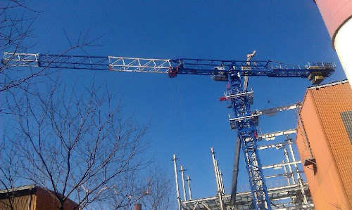 PROJECT CASE   XCMG TOWER CRANE