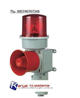 Jual Lampu Sirine Qlight SED WS 220V di Jakarta Barat