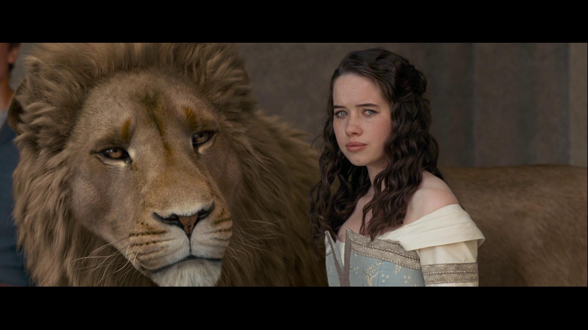 Las crónicas de Narnia: El príncipe Caspian (2008) 1080p BDrip Latino