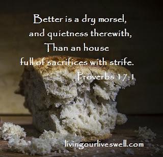 Proverbs 17:1