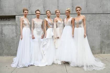 Be Fashionable with the Trendiest Wedding Clothing