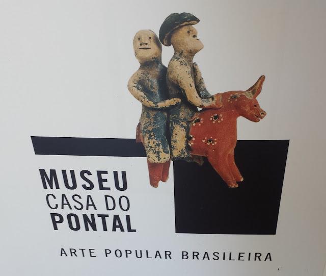 Museu Casa do Pontal, RJ.