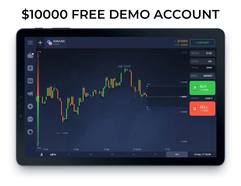 IQ Option App : Online Trading Platform