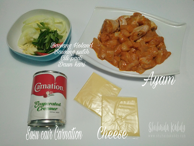 resepi ayam masak buttermilk