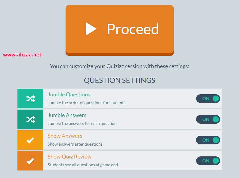 Membuat Kuis Interaktif Kelas Dengan Quizizz Ahzaa Net