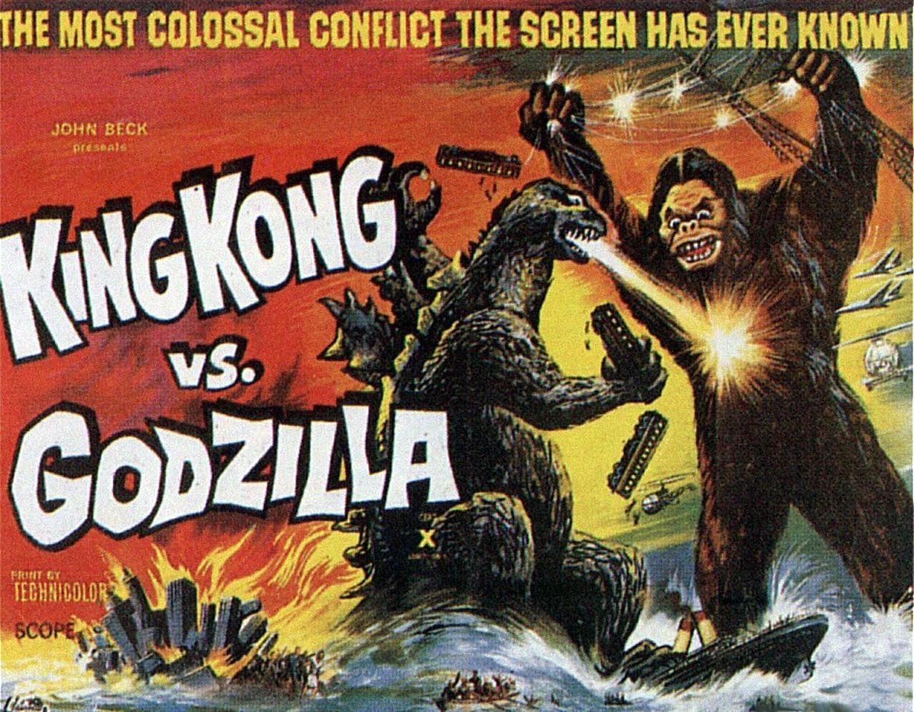 Ver película King Kong vs Godzilla Online
