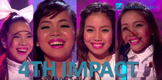 Pinay group '4th Impact' wows at X Factor UK Live Shows