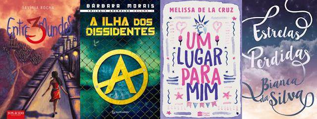 Desafio: 12 meses de Mulheres da Literatura