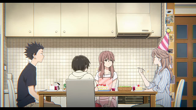 birthday party silent voice
