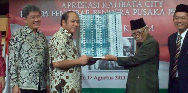 Pihak Kalibata City: Ilyas Karim Telah Menjual Unit Apartemen Miliknya