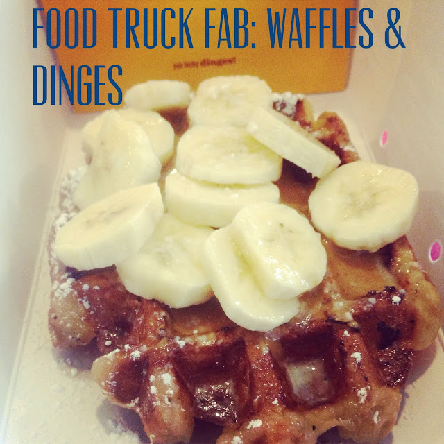 food truck, review, waffles, NYC