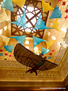 Ibn Battuta Andalusia flying