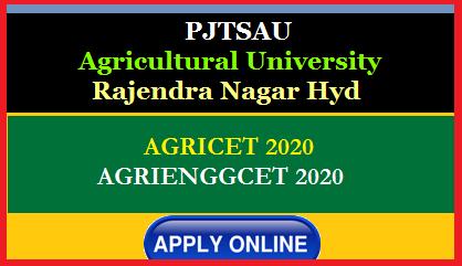 agricet-agrienggcet-notification-apply-online-pjtsau.edu.in