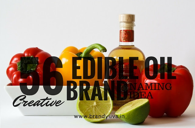 creative-edible-oil-names-idea