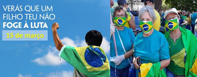 AO VIVO!! Brasileiros do bem demonstram que darão a vida para proteger o Brasil dos larápios do Congresso e de seus protetores do Judiciário