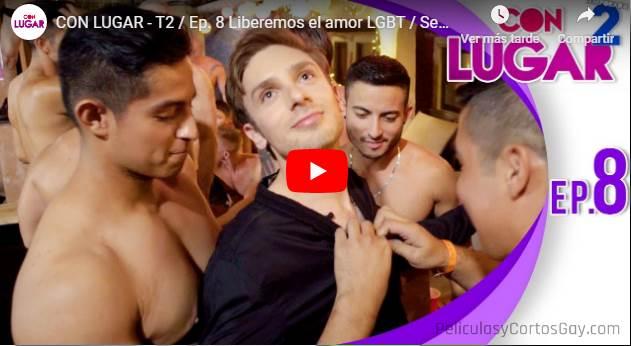 CLIC PARA VER CAPITULO 8 Con Lugar - SERIE WEB - TEMPORADA 2 - Mexico - 2018