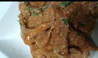 Mutton keema(mince) marinated for galouti kebab recipe