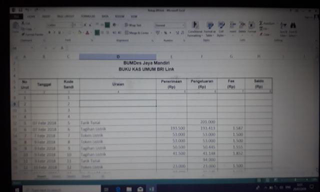Aplikasi BUMDes Batangan KKN 90