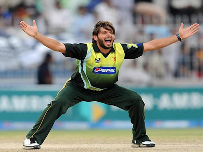 Shahid Afridi Normal Resolution HD Wallpaper 11