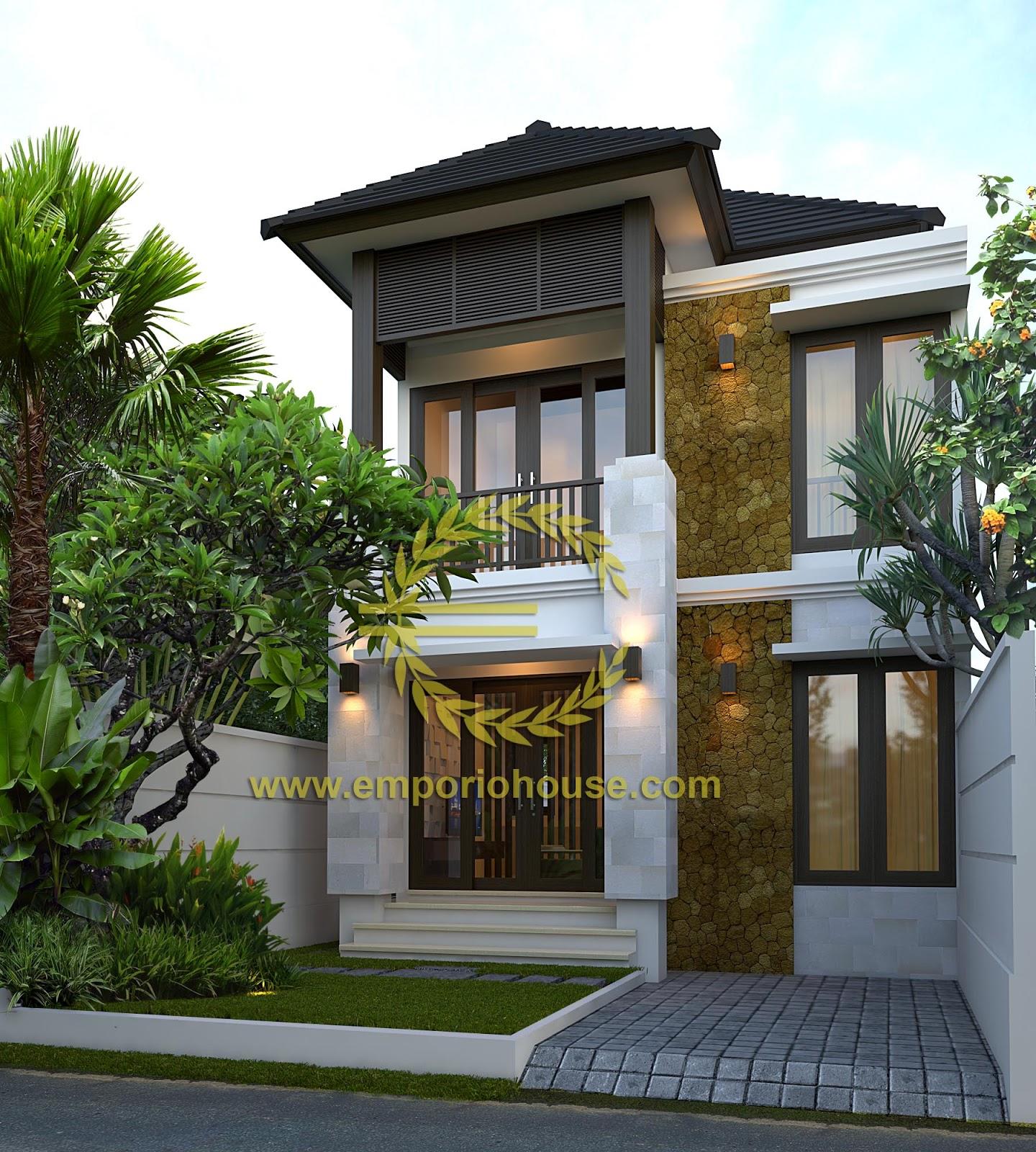 Desain Rumah Semi Permanen - Desain Terbaru Rumah Modern ...