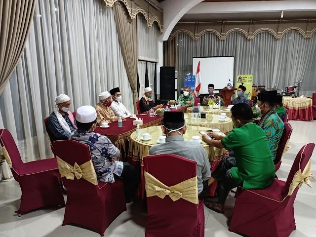 Perkuat Hubungan dengan Ormas, Bupati Terima Kunjungan PCNU