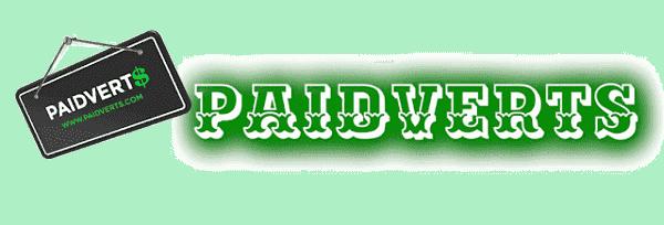 شرح موقع paidverts  2019