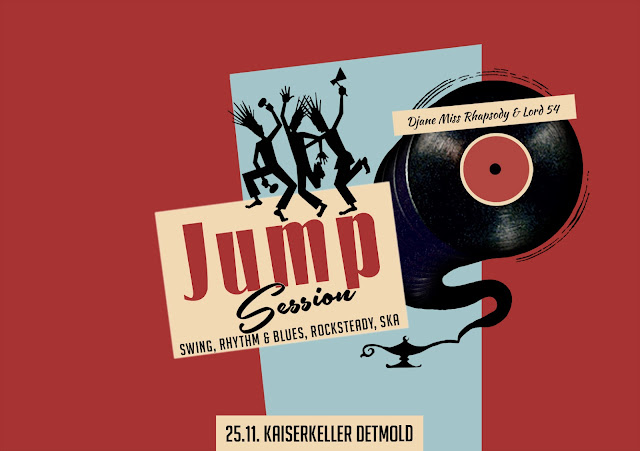 Swing in Detmold, Lindy Hop Detmold, Jazz in Detmold, Maja Bernard, Swing Dj