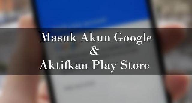 Cara Masuk ke Akun Google di Android