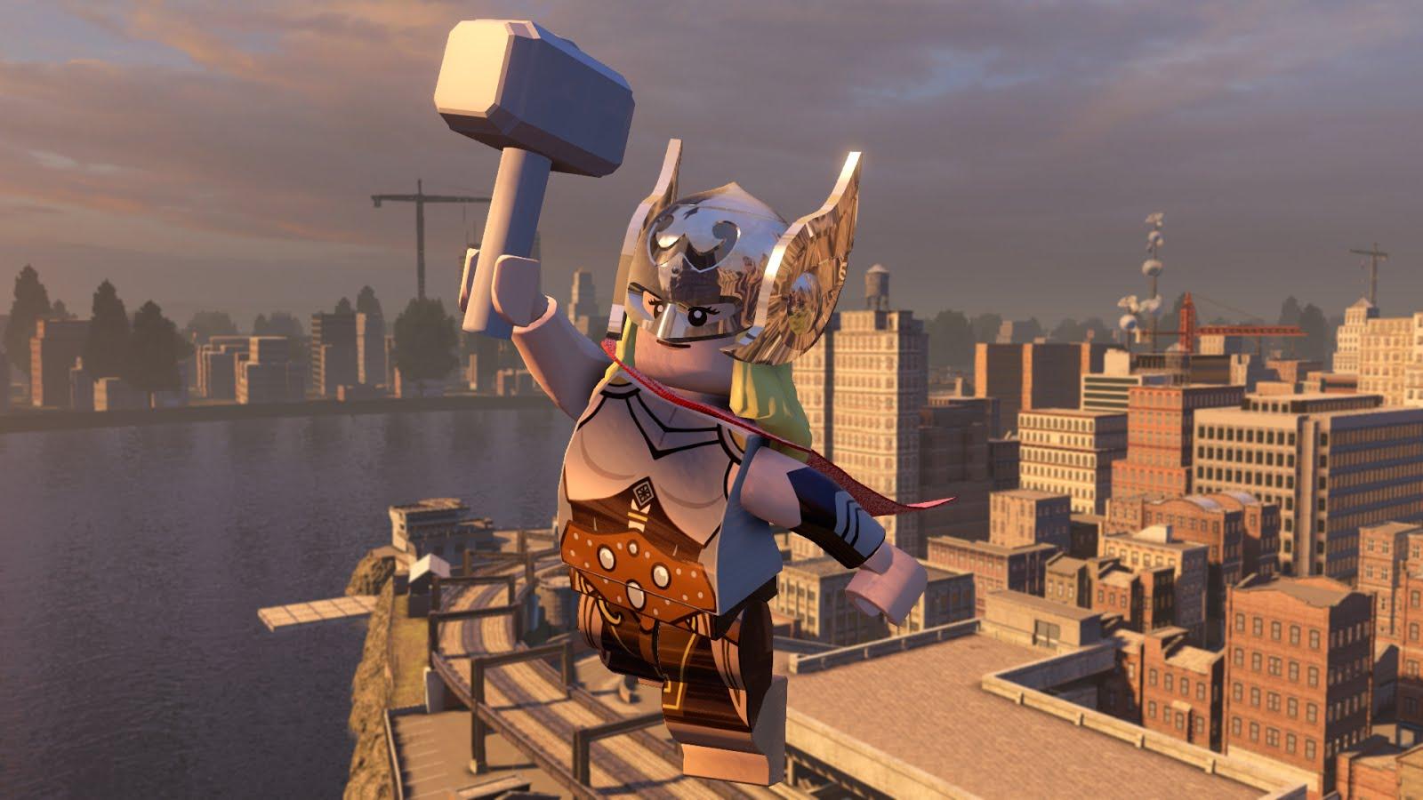 Lego Marvel's Avengers CODEX Full Torrent İndir - Türkçe ...