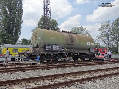 Cysterna serii Zaes, Czech Raildays 2018