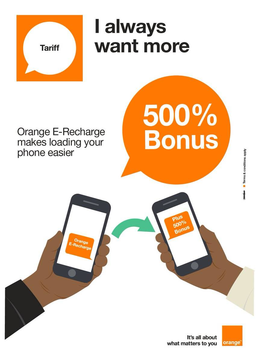 How To Transfer Credit On Orange Liberia (Code)