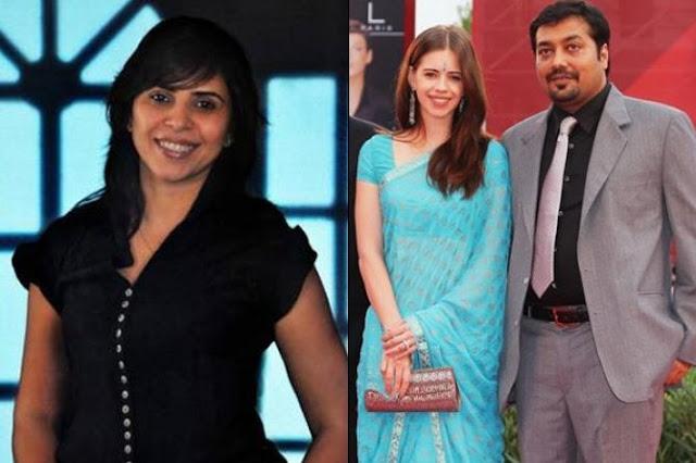 Anurag Kashyap And Kalki Koechlin Bollywood Extra Marital Affairs
