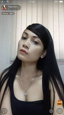 Foto Telanjang dan Biodata Model Mayhem Thiya Vha Nesya - ymel